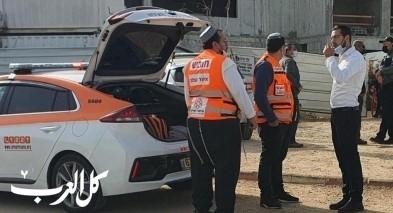 العثور على جثة رجل في ورشة بناء بمدينة سديروت