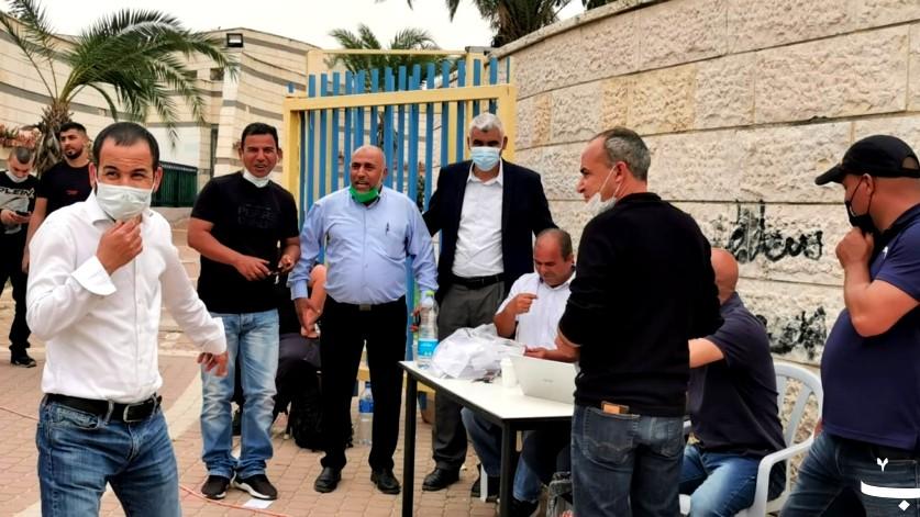 أبو عرار: نسبة التصويت بدأت بالارتفاع