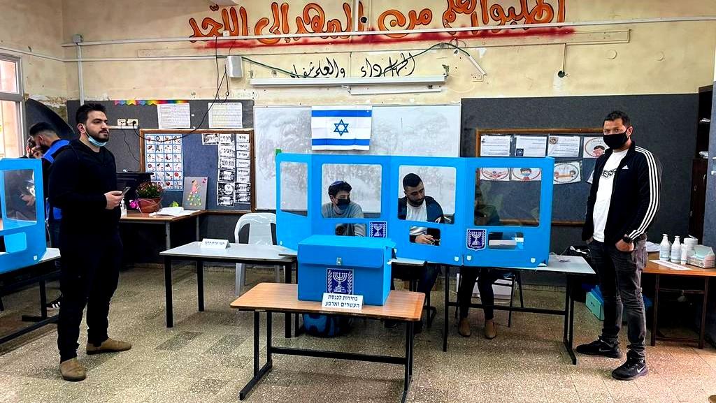 مؤشر خطير بشأن تصويت العرب