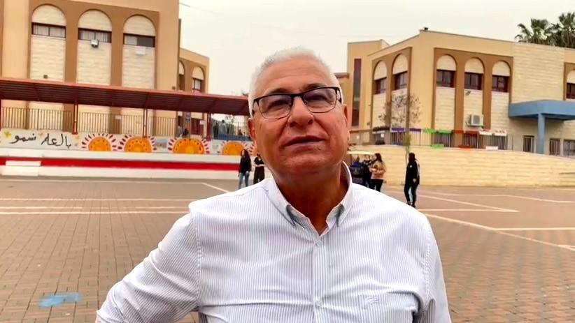 مازن غنايم: مصير شعبنا متعلق بأصواتكم