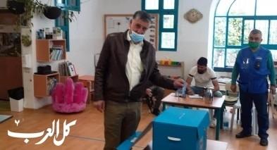 رئيس مجلس الرينة جميل بصول يدعو للتصويت