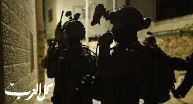 اعتقال قيادي بارز في حركة حماس بمنطقة الضفة
