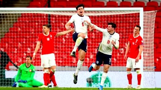 إنجلترا تحقق 20 إنتصارا على أرضها