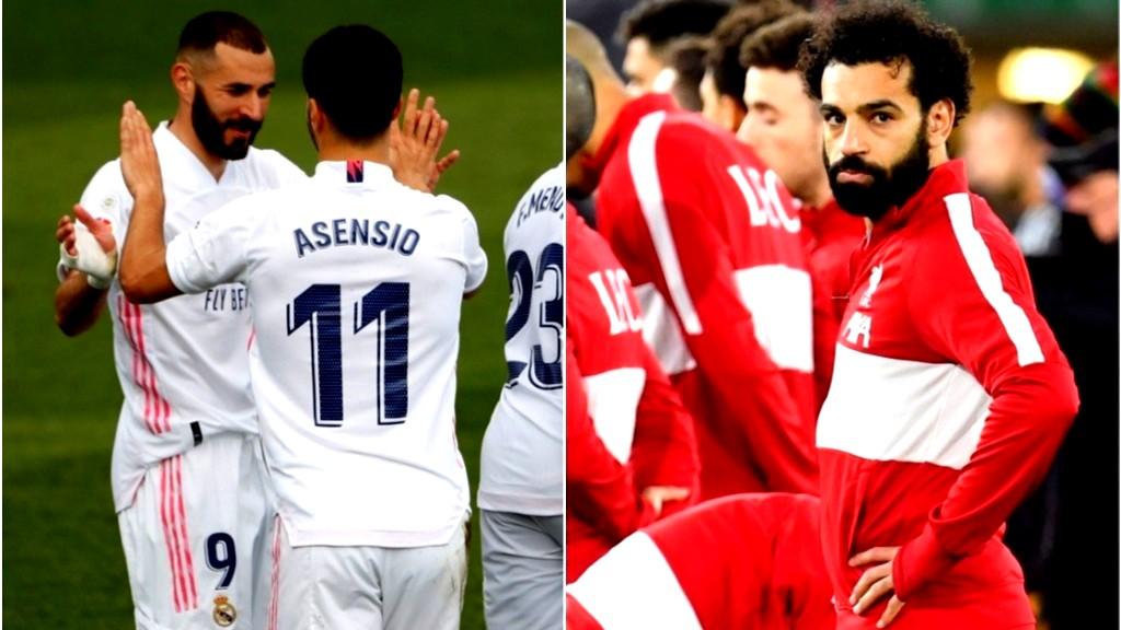 ريال مدريد يستقبل ليفربول بدوري الأبطال