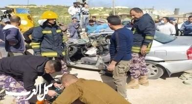 قباطيا| مصرع شقيقين في حادث طرق