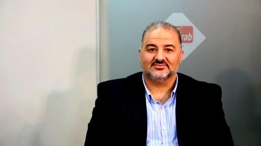 تسريح الدكتور منصور عباس من مستشفى بوريا