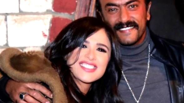 ياسمين ترد على أنباء خلافها مع زوجها