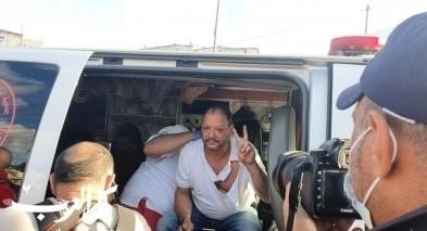 إعتداء وحشي على النائب كسيف من قبل الشرطة