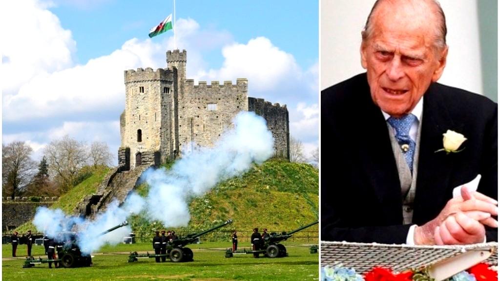 صور  بريطانيا تستعد لوداع الأمير فيليب