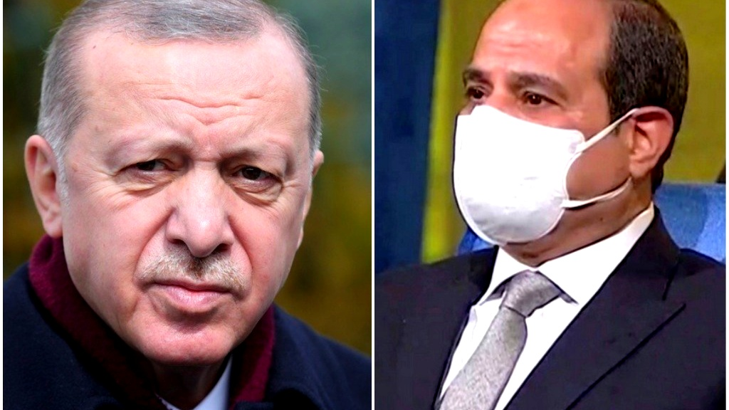 مصر تعلق المحادثات مع تركيا