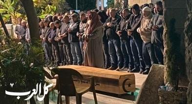 ابطن تشيع الشاب عز الدين عمرية ضحية جريمة القتل