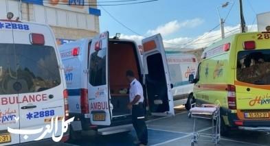اصابة شاب (39 عامًا) باطلاق نار في ابو سنان