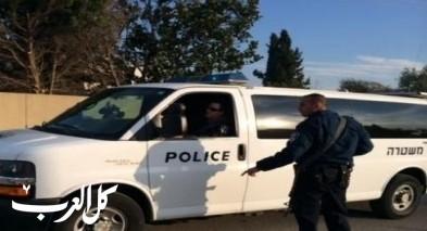 اعتقال شابين من الفريديس بشبهة اطلاق نار على منزل