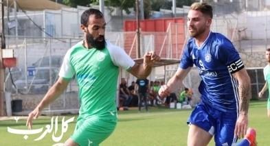 هبوعيل مصمص يلاقي طيرة الكرمل في مباراة مؤجلة