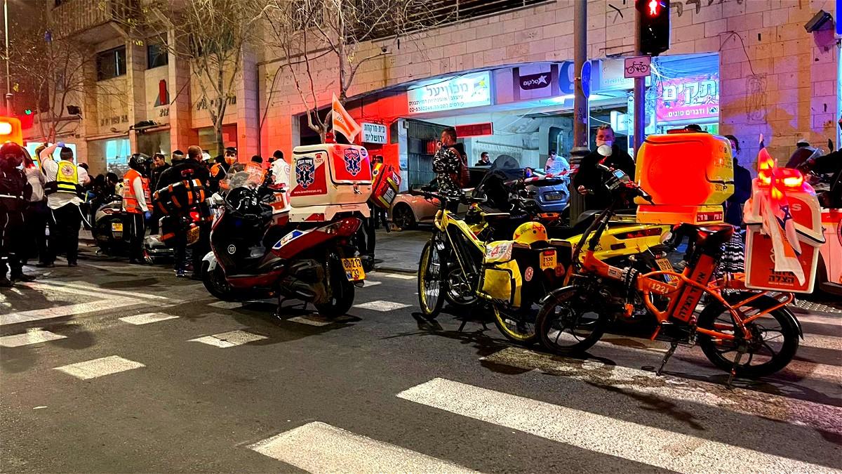 مصرع شاب واصابة اخر بحادث في القدس