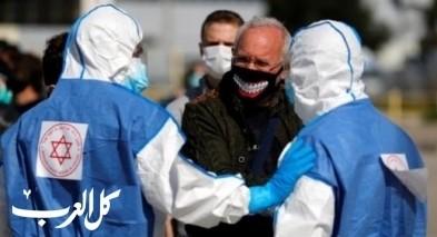 كورونا في إسرائيل| 217 إصابة جديدة