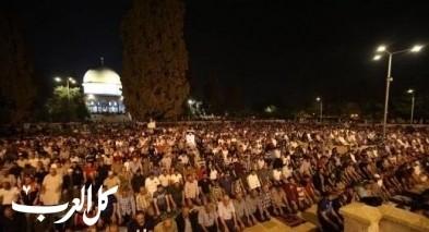 القدس: الشرطة تعطل مآذن المسجد الأقصى