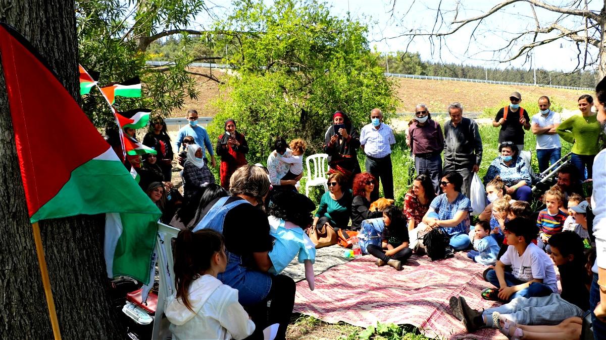 احياء ذكرى النكبة الـ 73 في بلدة صفورية المهجرة