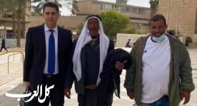 جلسة محكمة موسعة ضد قرار ترحيل حي ابو راشد والهواشله