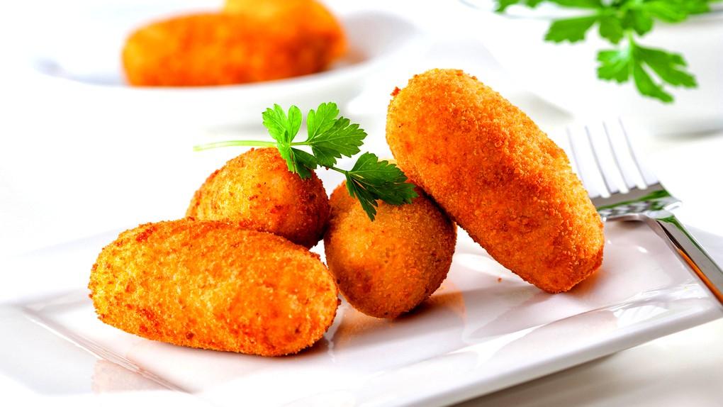كبة البطاطا بالدجاج.. صحتين