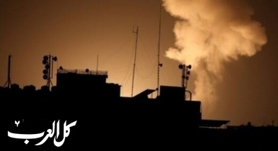 الجيش الاسرائيلي ينفذ غارات على غزة