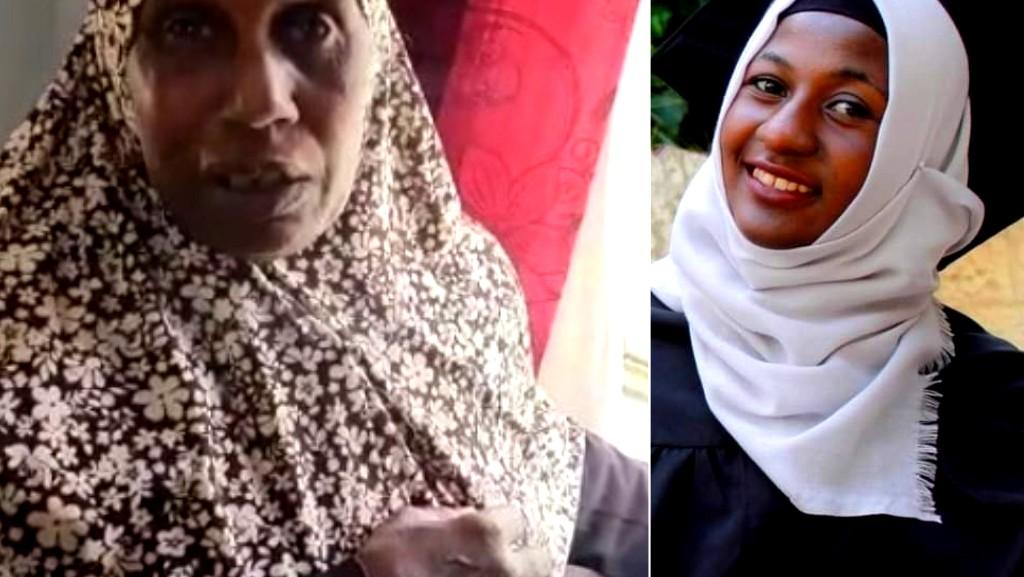 والدة مريم التكروري تستذكر لحظة مقتلها