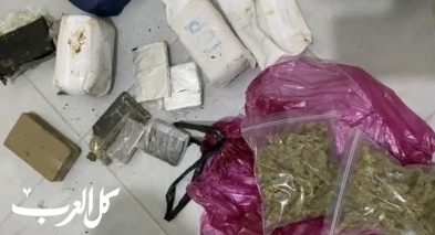 دير الأسد: اعتقال مشتبه بحيازة مخدرات