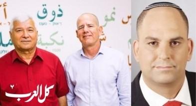 مبادرات إبراهيم تتوجّه لرئيس بلدية اللد