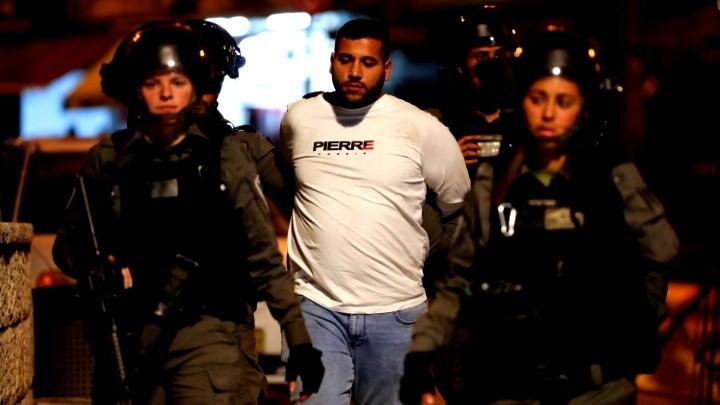 القدس: استنفار للشرطة قرب باب العامود