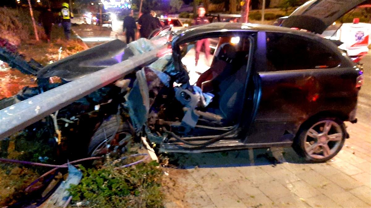 مصرع شاب بحادث طرق ذاتي في القدس