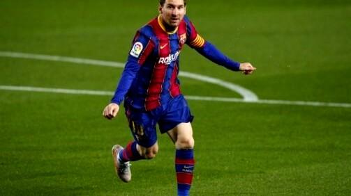 ميسي اللاعب الوحيد الذي سجل 25 هدفا وأكثر