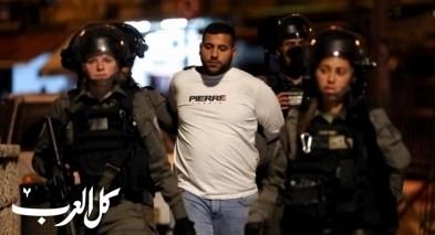 القدس: انتشار مكثف لقوات الشرطة قرب باب العامود
