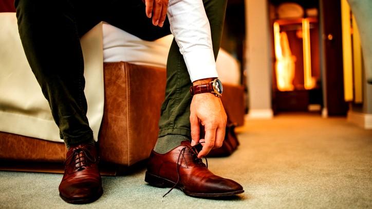 للرجل: نصائح لاختيار الحذاء المناسب