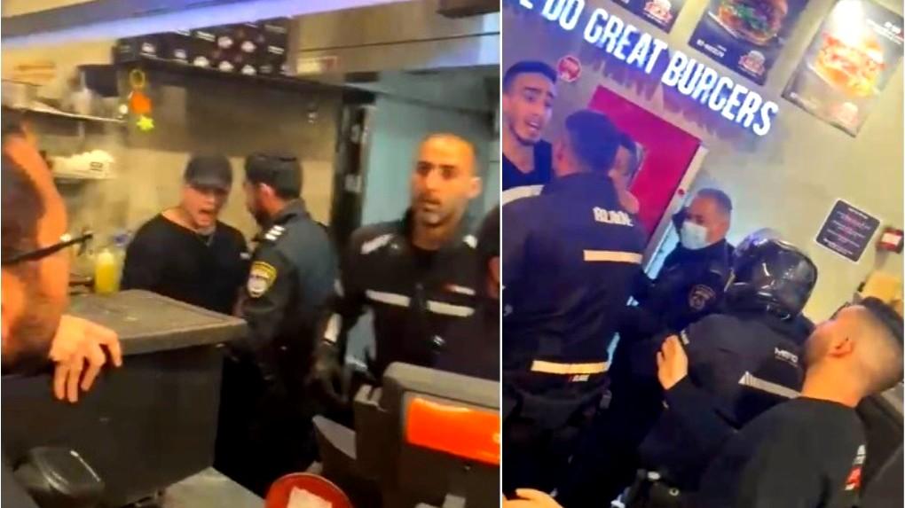 مقدسيون: مستوطنون هاجموا عمال مطعم عرب