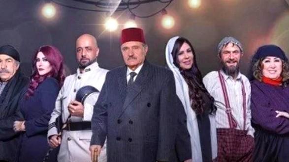 مسلسل باب الحارة ج 11 الحلقة 14