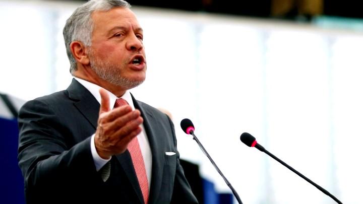 عبد الله الثاني: الأردن يرفض الاعتداءات الإسرائيليّة