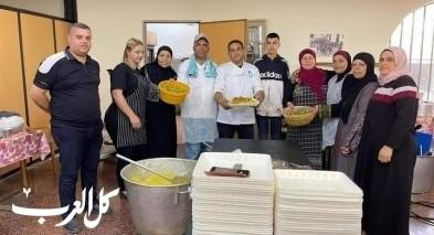 جمعية طريق الشيف تتجند لمشروع دروب الخير