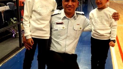 الضابط سامر عبد الباقي رئيسًا لوحدة الوقاية من النار