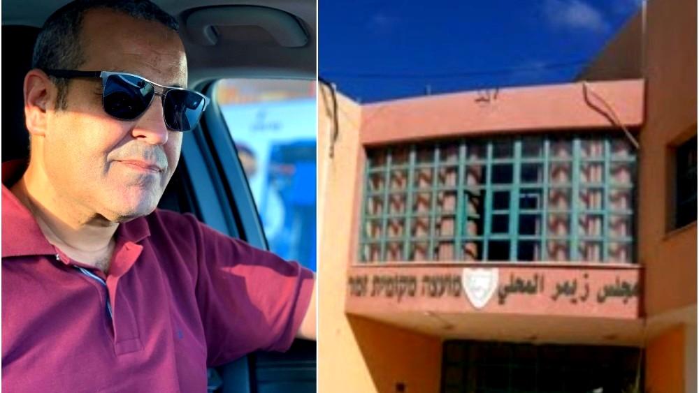 غانم غانم يستقيل من عضوية مجلس زيمر