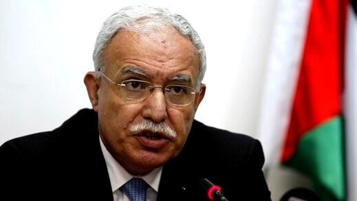المالكي: جهودنا متواصلة لحشد أوسع ضغط دولي على اسرائيل