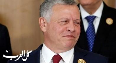 ملك الأردن يؤكد للرئيس الاسرائيلي ضرورة وقف التصعيد