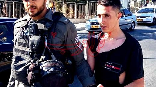إطلاق سراح أنس سليمان من أم الفحم وإبعاده عن القدس
