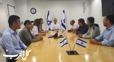 إستئناف المفاوضات بين إسرائيل ولبنان