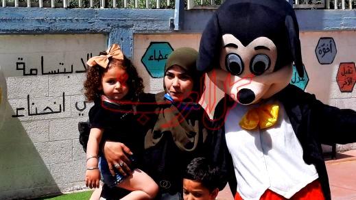 المئات في مهرجان عيد الفصح المجيد بالرملة
