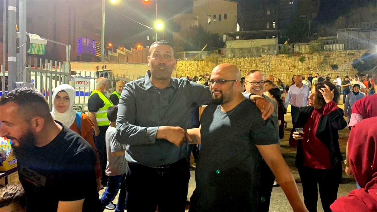 انطلاق برنامج ليالي رمضان في يافة الناصرة