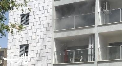 حولون: مصرع مسنّة جرّاء اندلاع حريق