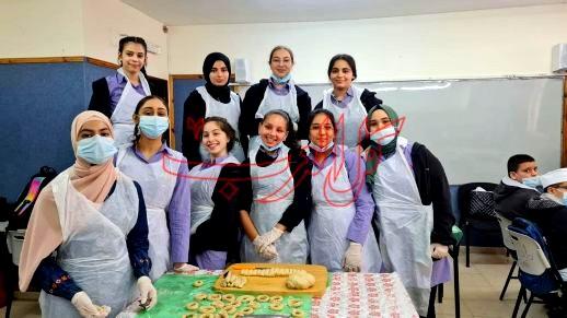 باقة: ورشات لصنع كعك العيد في ابن الهيثم