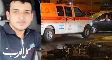 مصرع الشاب حسن شبلي بحادث طرق مروع قرب العفولة