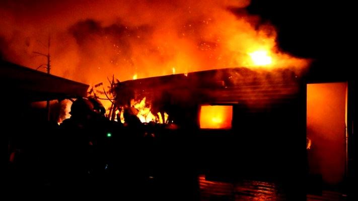 السعودية: وفاة 8 فلسطينيين بحريق في مدينة جدة
