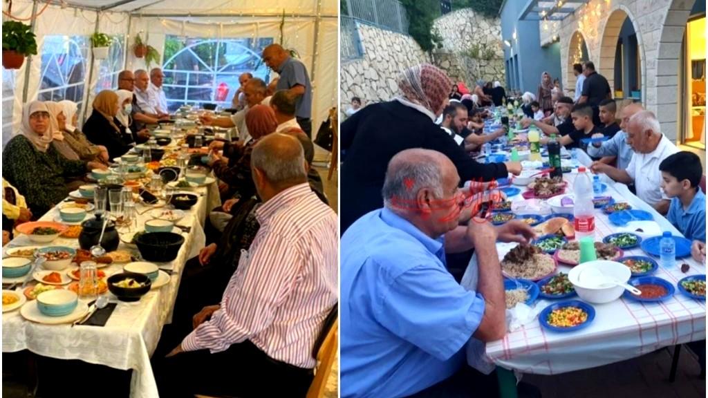 أم الفحم: تنظيم الإفطار السنوي لنوادي المسنين